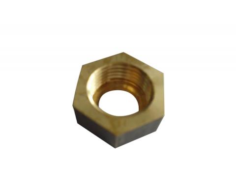 热水器铜管接头