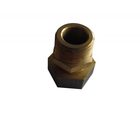 热水器专用铜接头